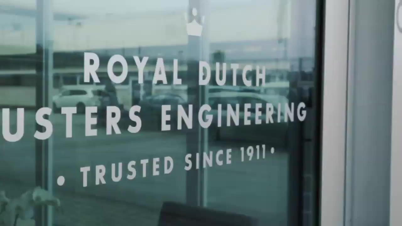 Working at Royal Dutch Kusters Engineering