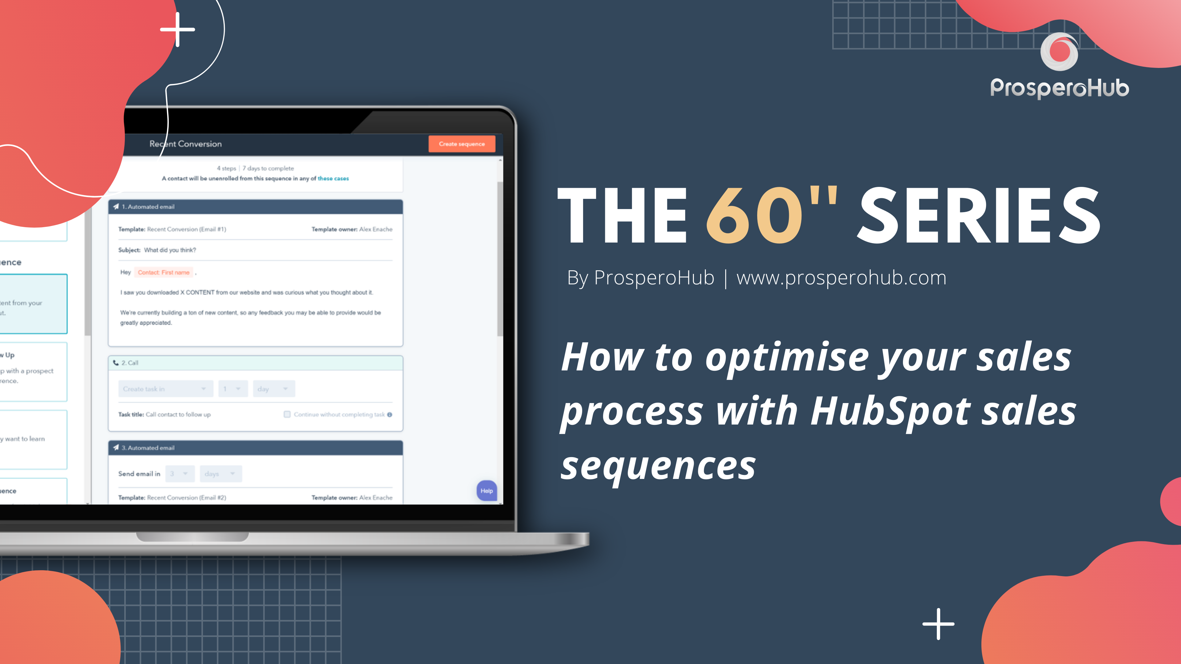 PH - 60 Second Series - Sales sequences