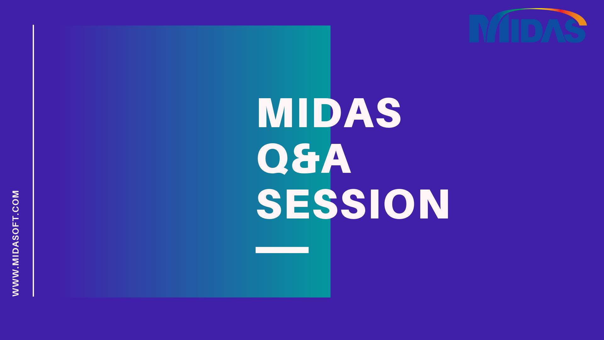 Midas Q&A Session - Amir Botros II
