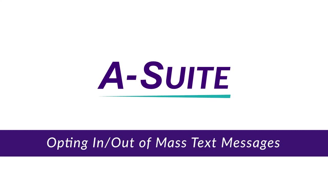 8.1_Text Message Opt In-Out