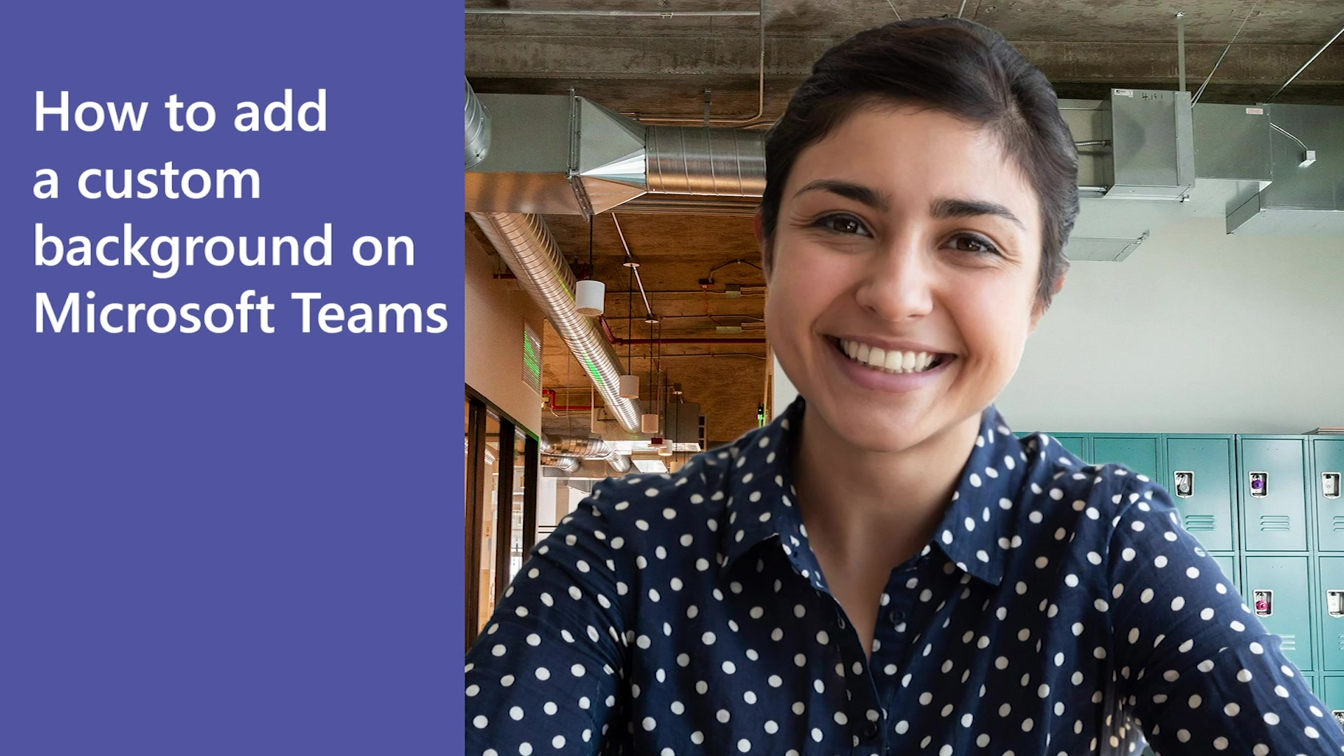 How To Add A Custom Background In Microsoft Teams
