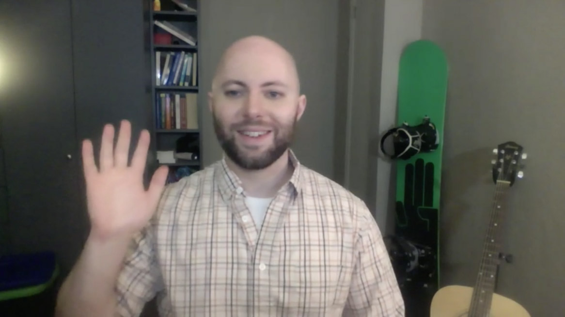 Kevin Wheatcraft hello video