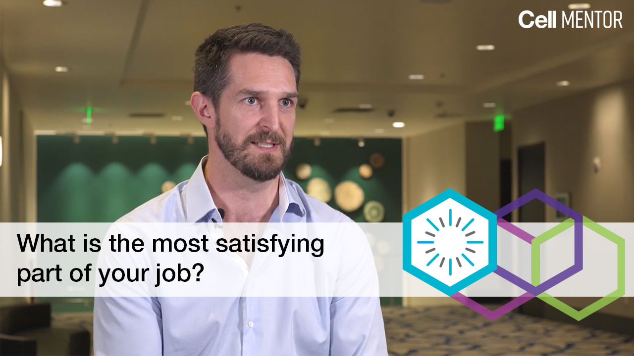 Get Inspired - What is the most satisfying part of your job