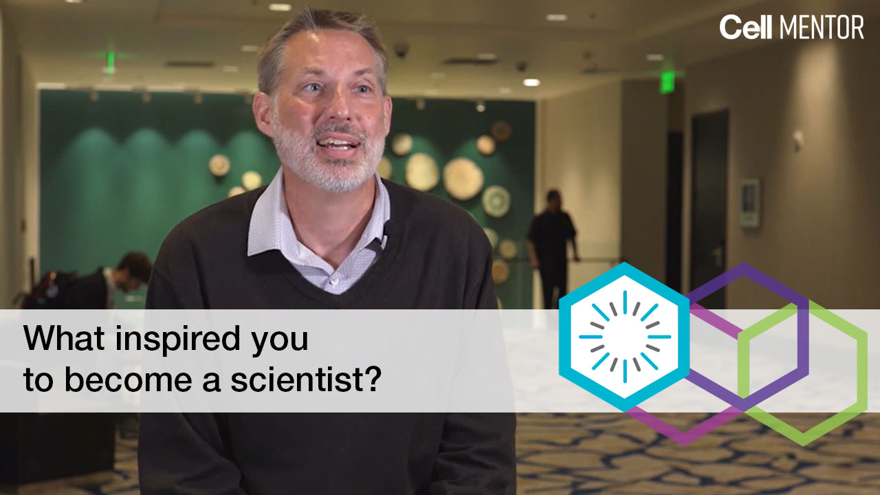 Get Inspired - What inspired you to become a scientist