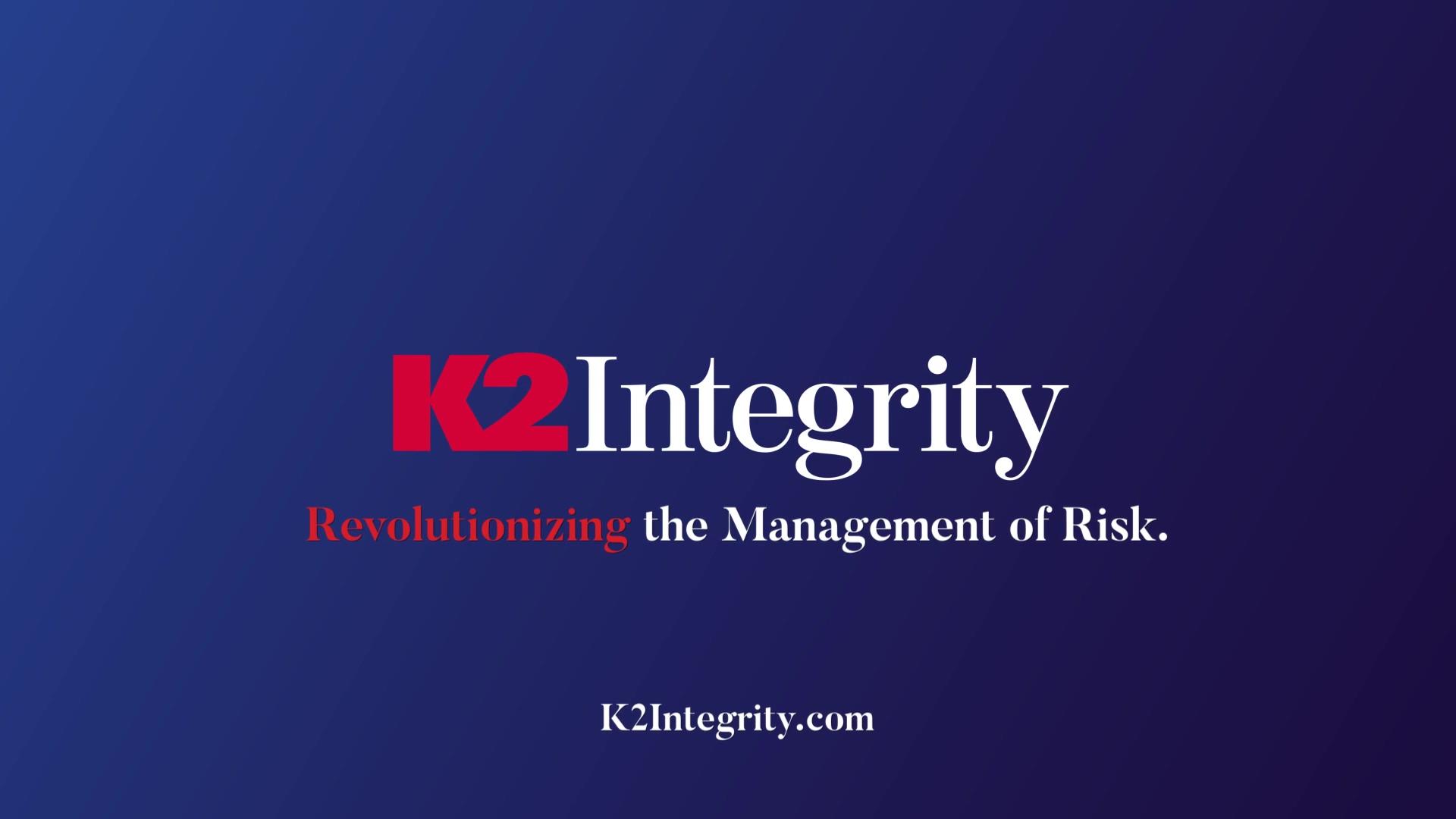 K2 Integrity_Brand Announcement Video