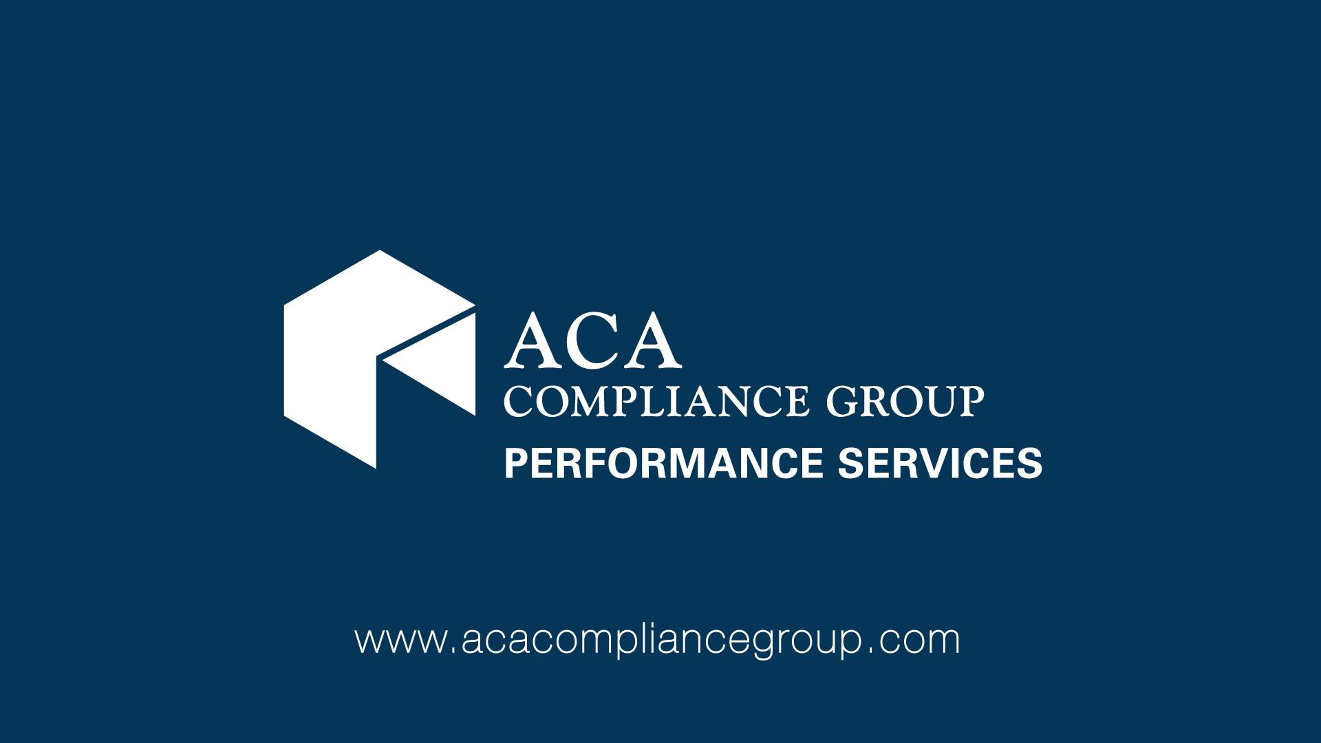 ACA Compliance Group_ACA Performance Hype Video