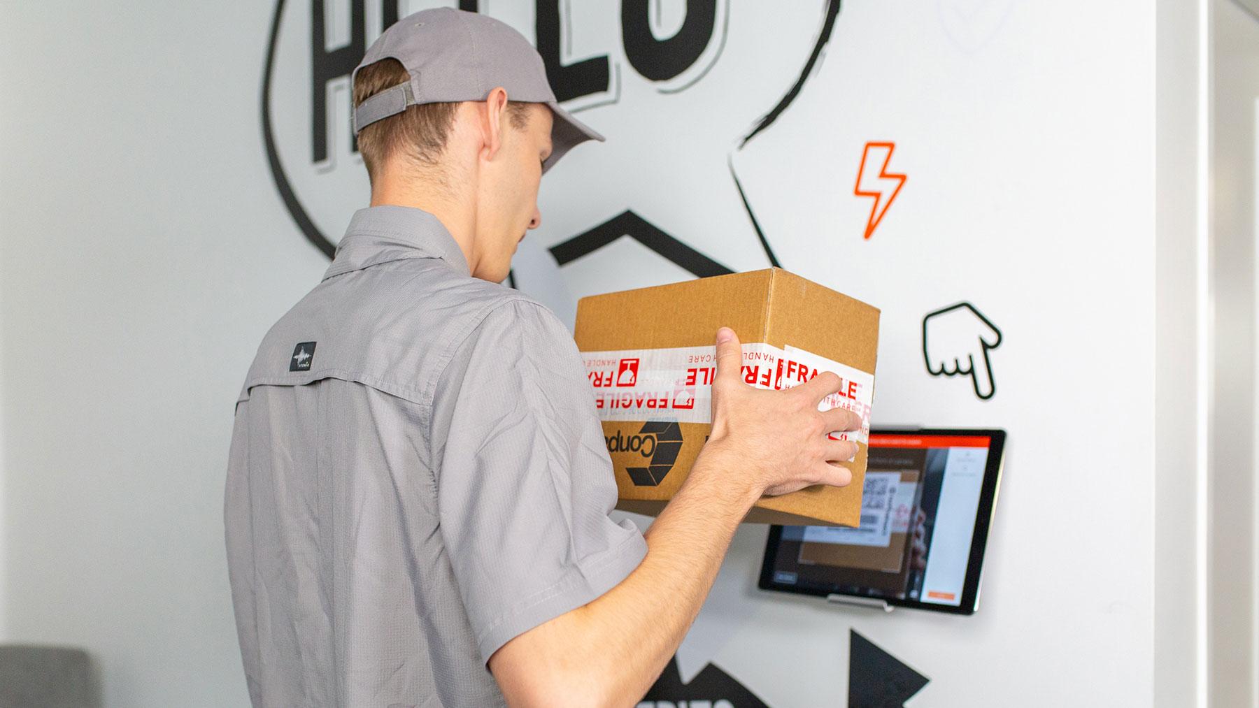 #6 Deliveries Video