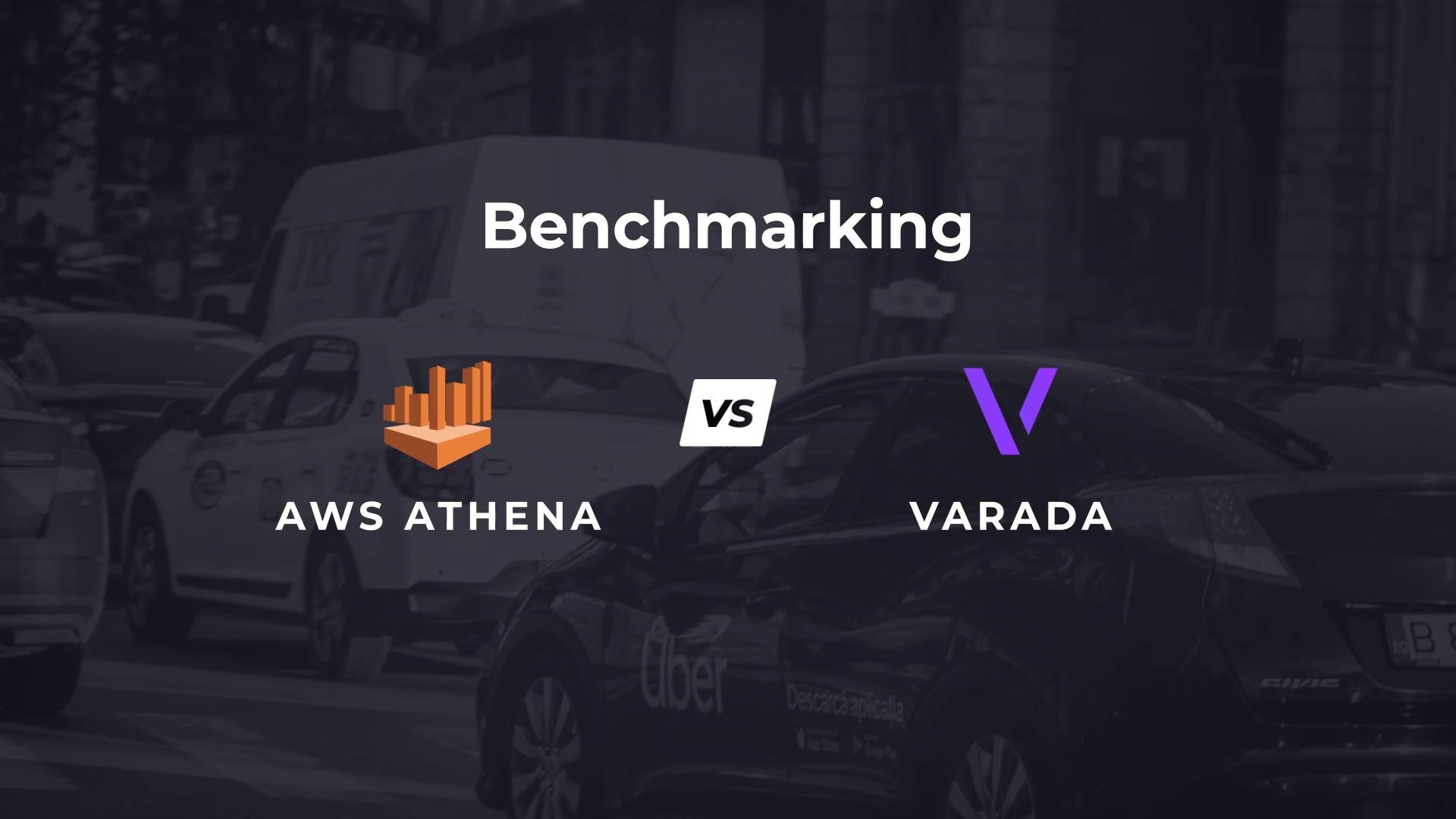 AWS Athena vs Varada (Benchmarking)