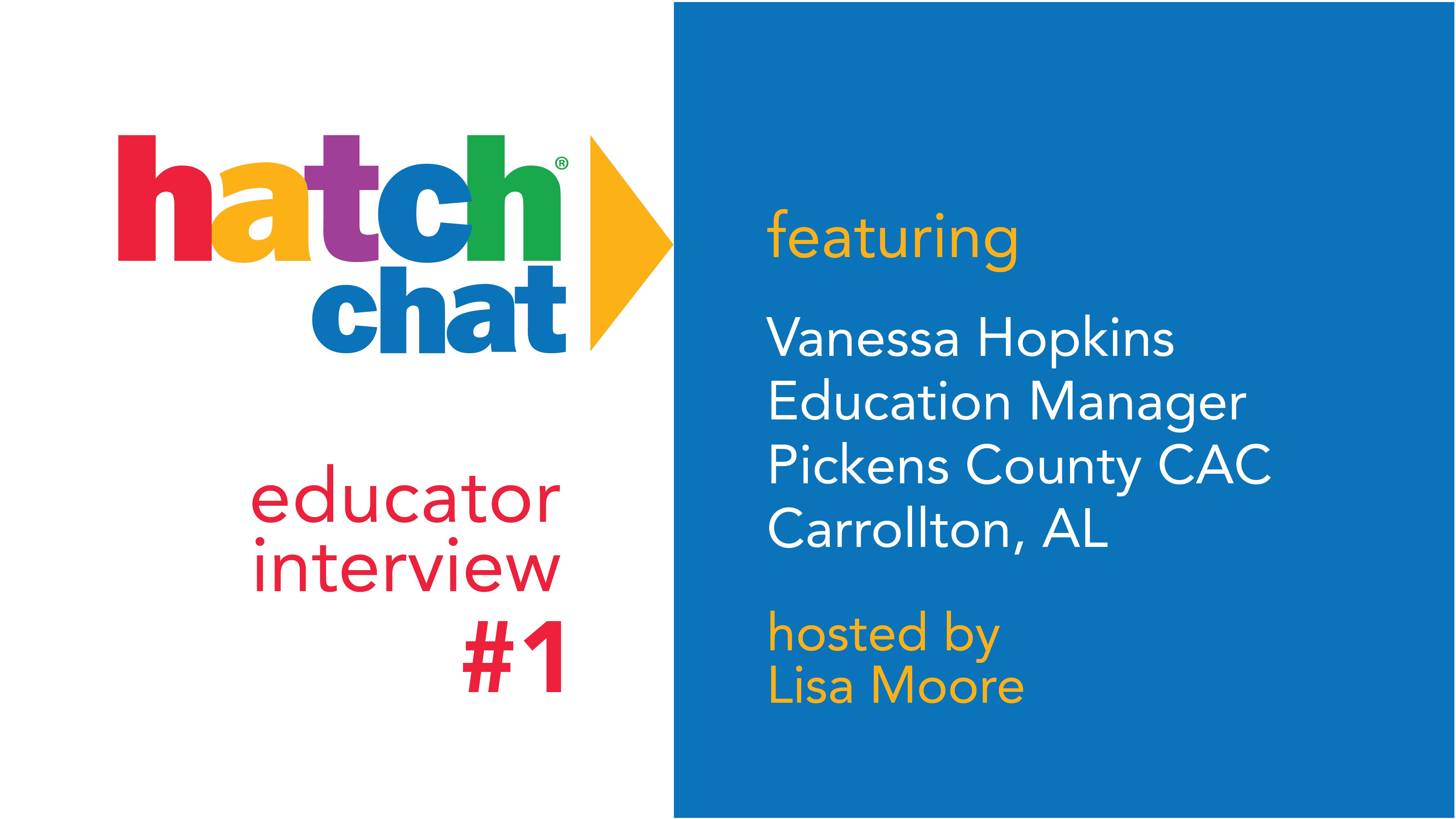 Hatch Vlog 1 Vanessa Hopkins