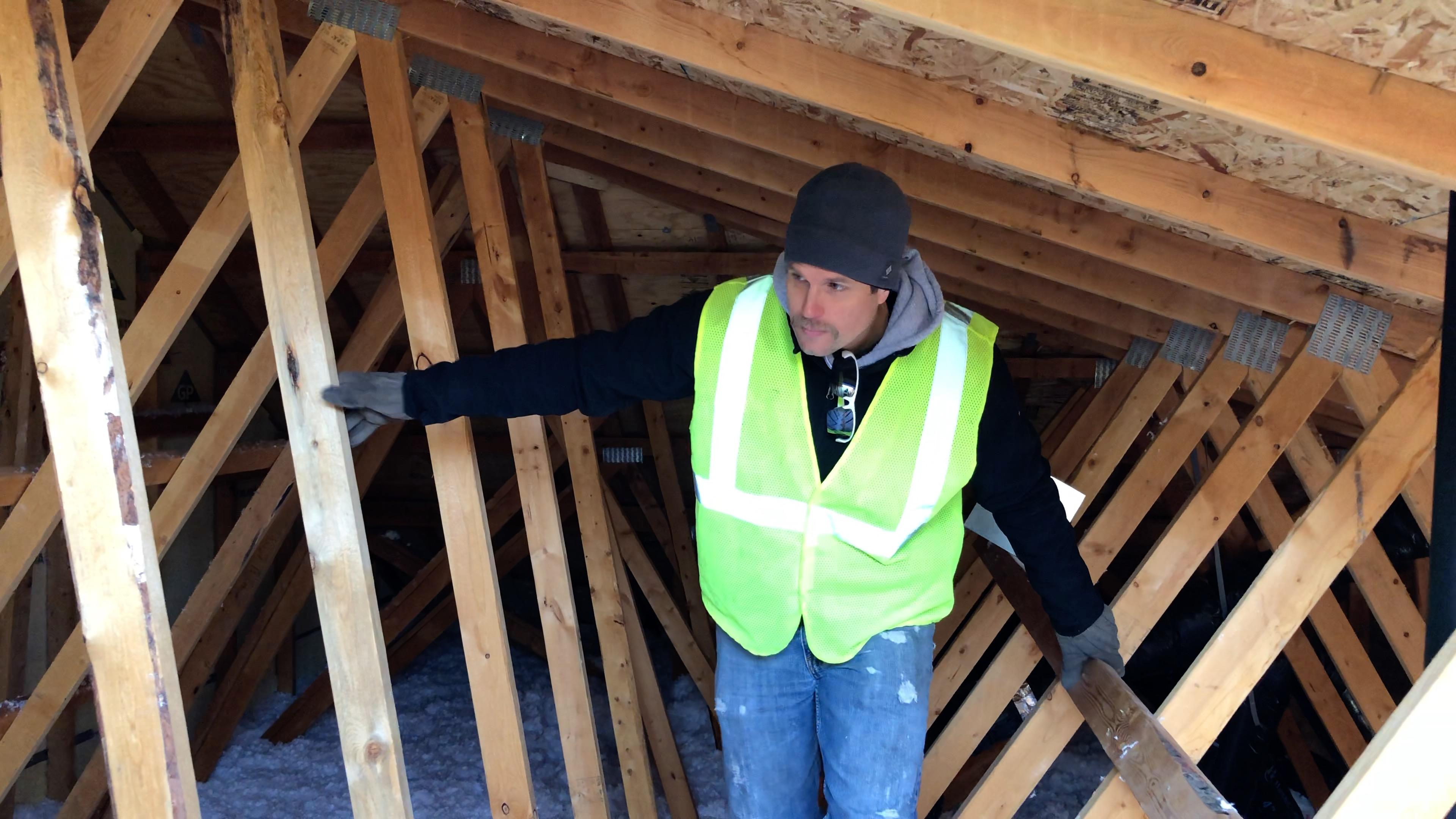 Attic Ventilation Inspection