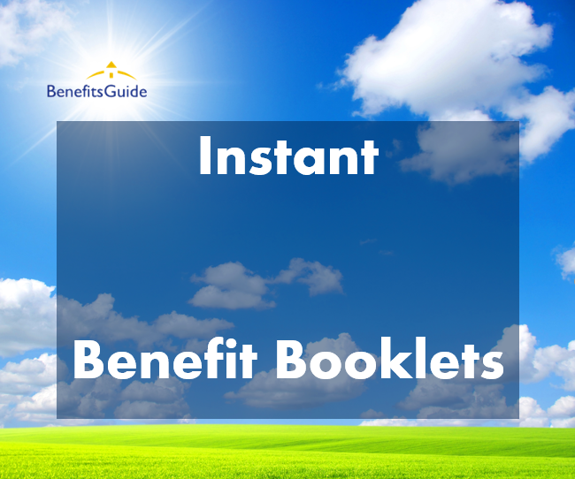 benefit booklets
