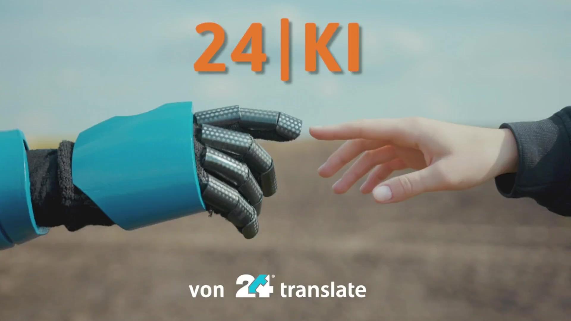24translate 24AI Productvideo DE Thumbnail