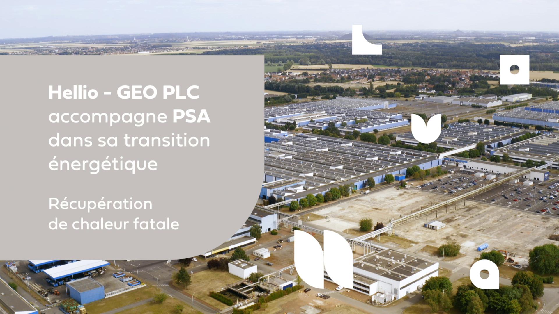 [Grand Comptes]vidéo-PSA-solution industrie0-Hellio - GEO PLC