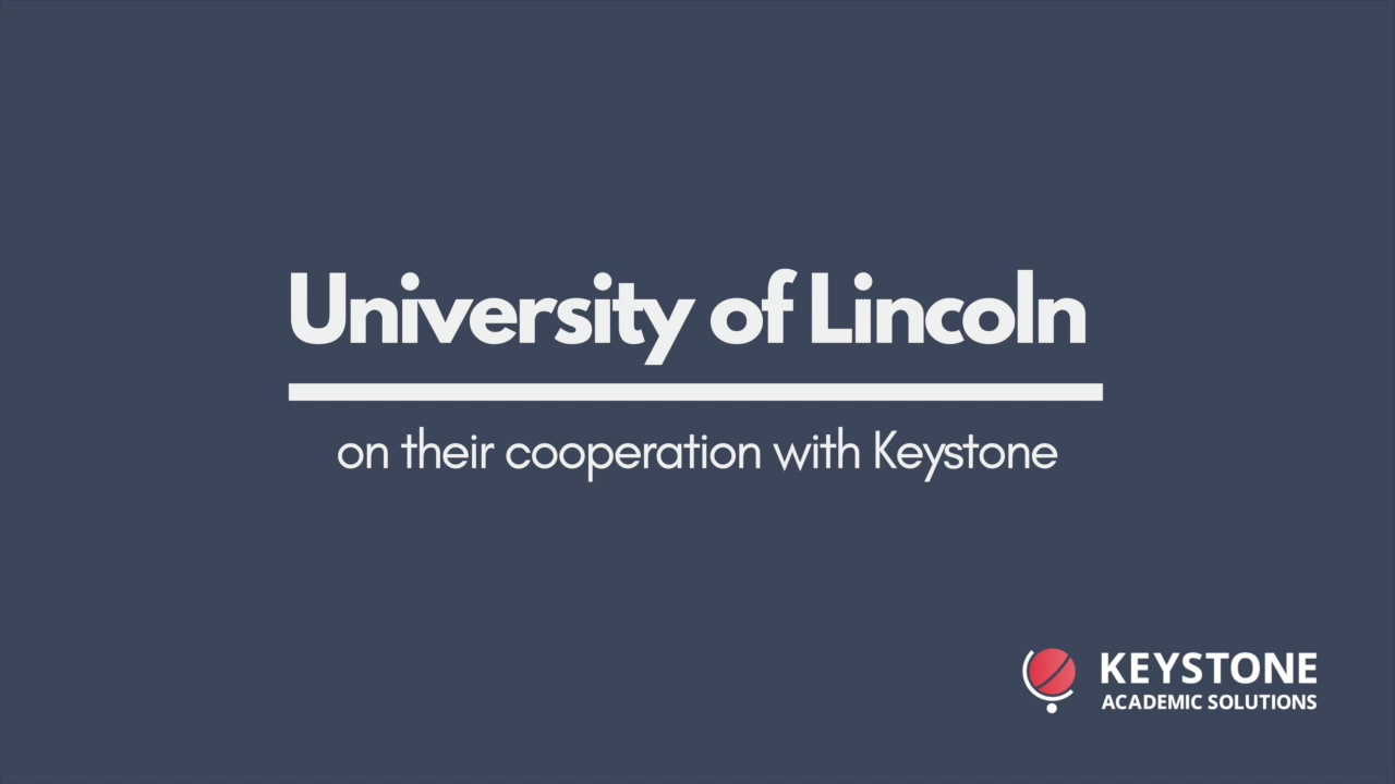 Video Testimonial - University of Lincoln