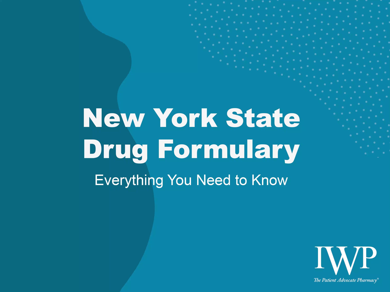 NY WC Drug Formulary Webinar Dec2020