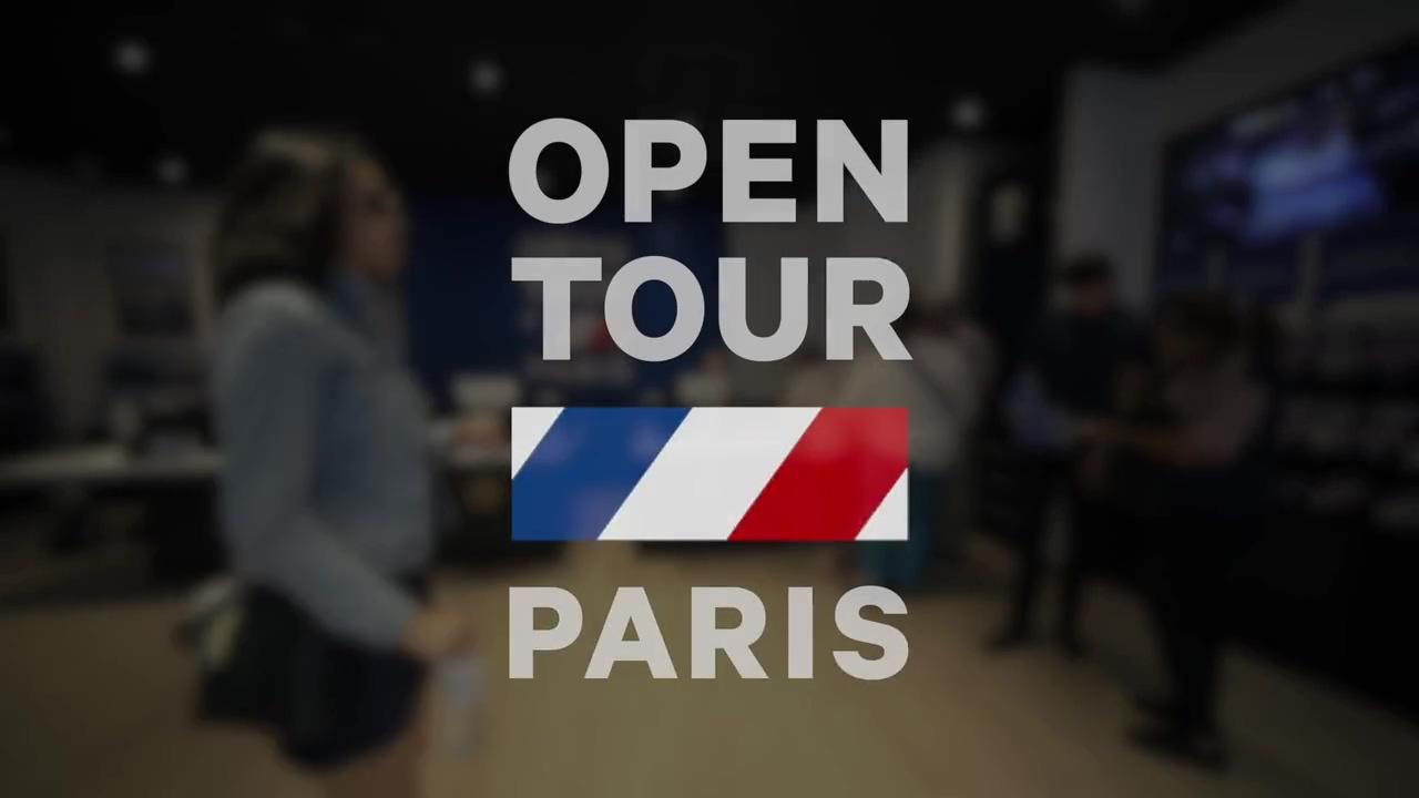 OPENTOUR PARIS - 1 DAY