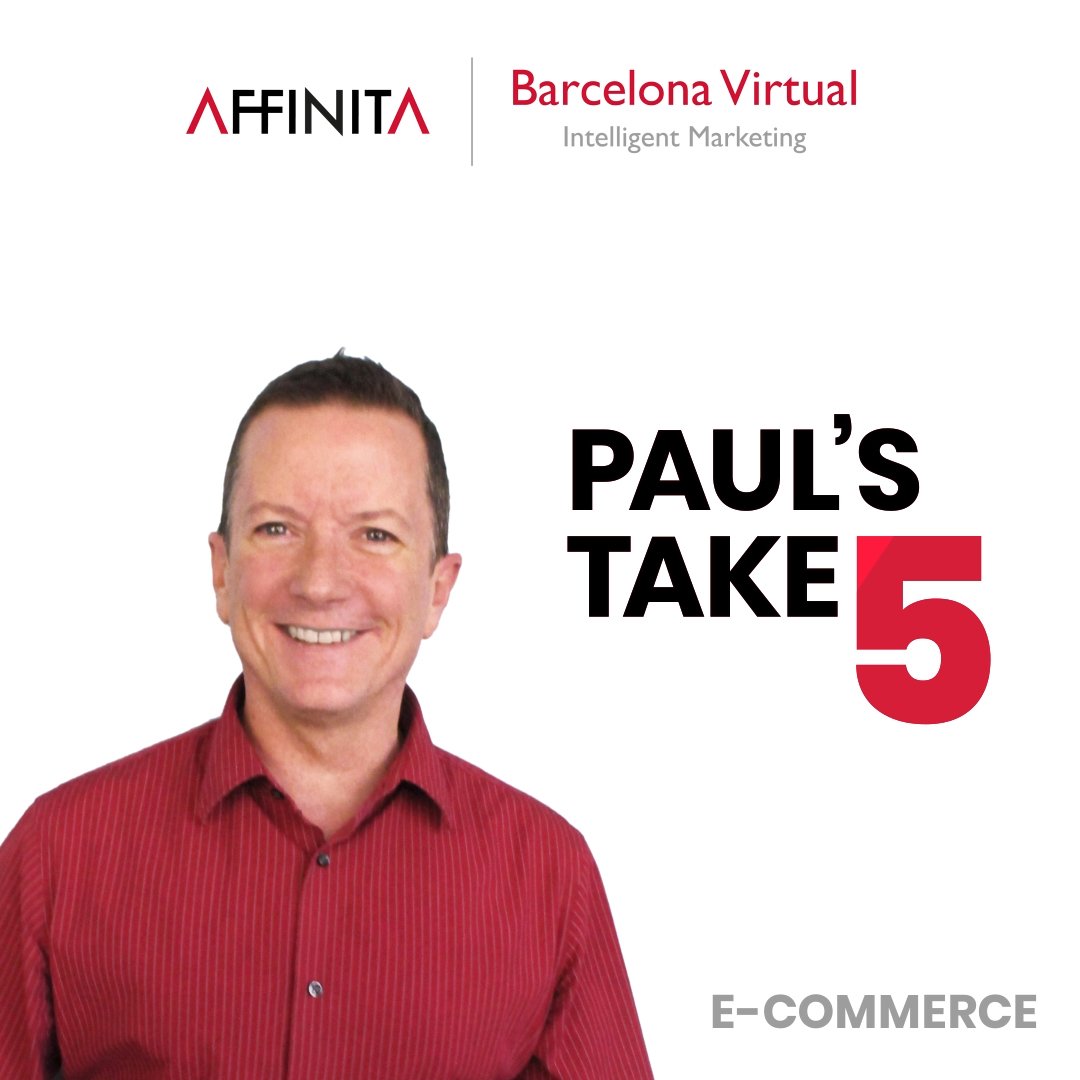 Barcelona Virtual - eCommerce - Video Short - Take 5!
