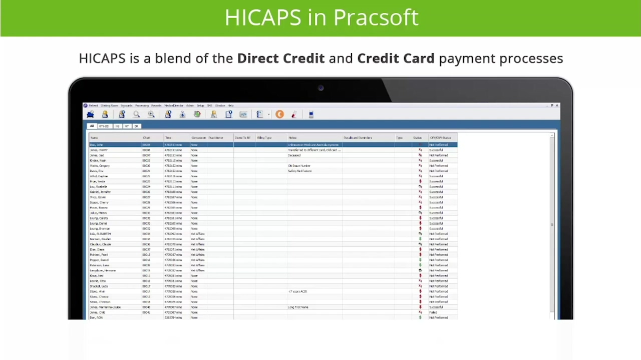 How-to-receipt-HICAPS-payments-in-Pracsoft