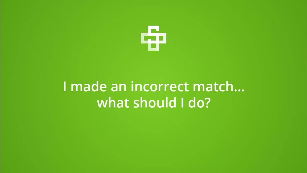 How-to-fix-an-incorrect-match