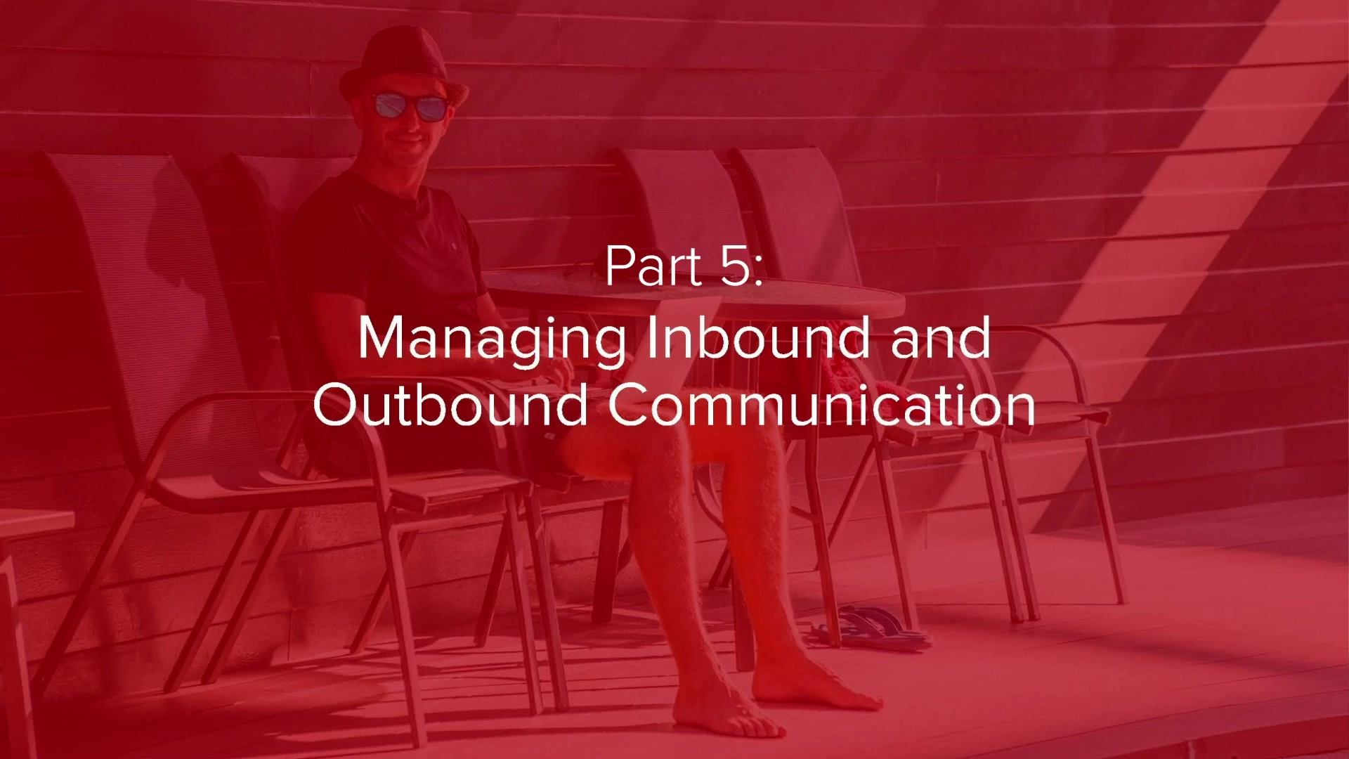 Enabling Location-free working - Part 5 - Managing inbound And outbound communication (compressed)