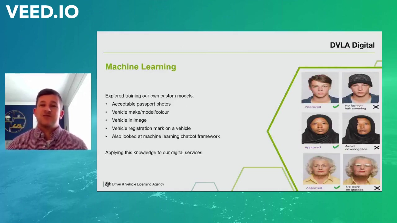 Rob James - Machine Learning