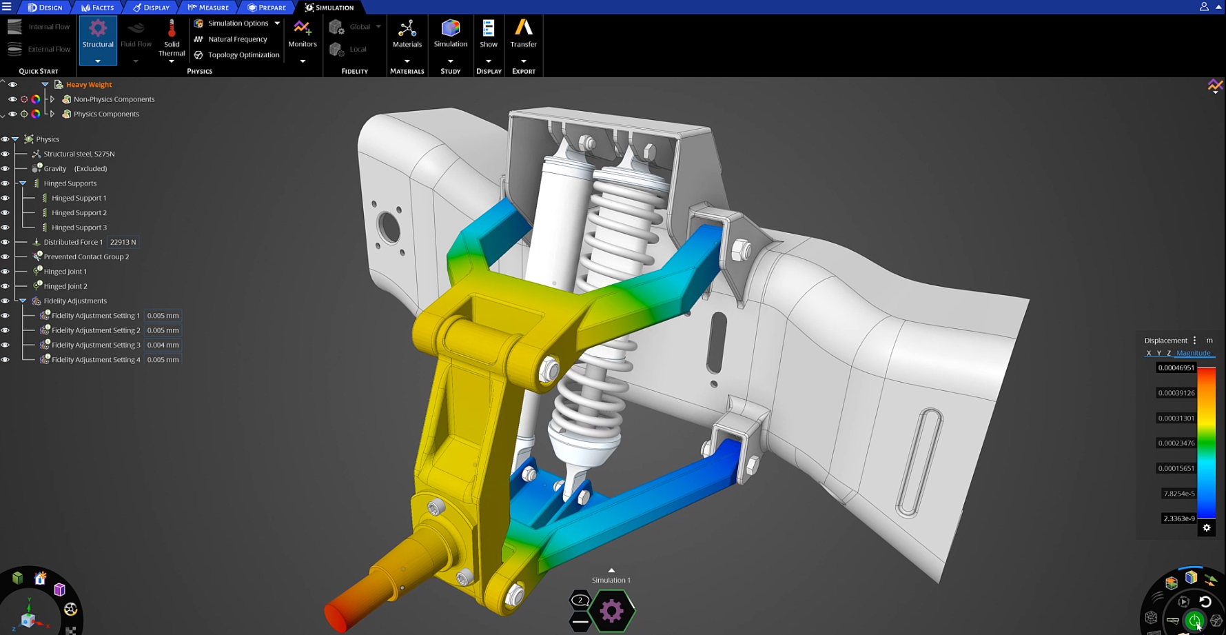 Ansys Discovery video 2 articolo