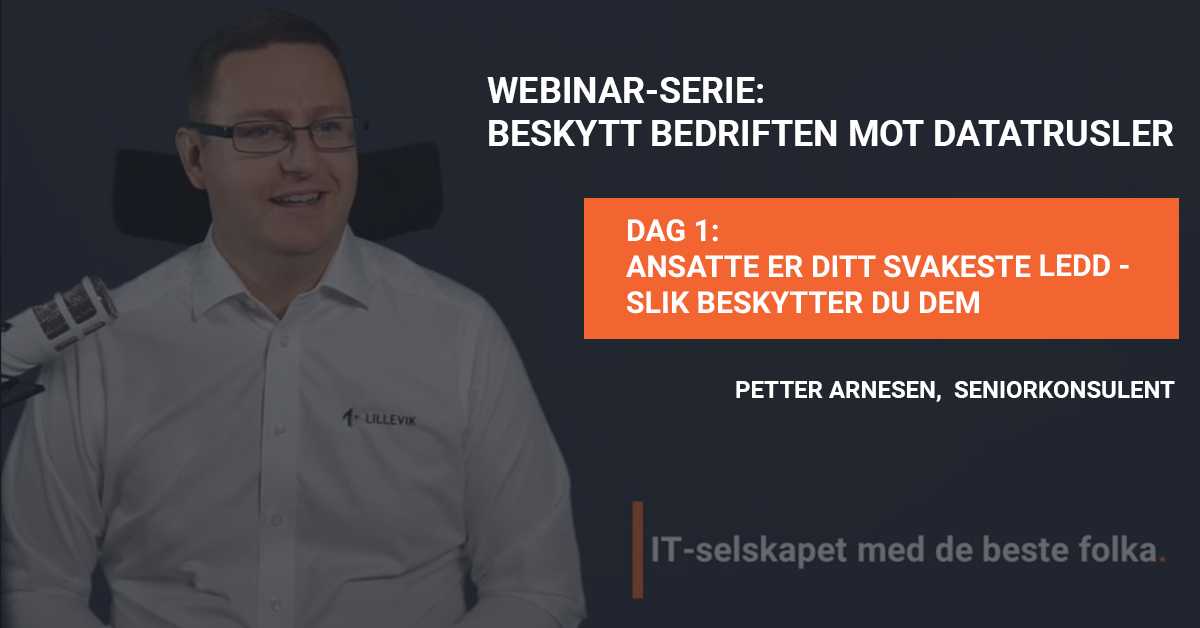 Webinar on demand dag 1