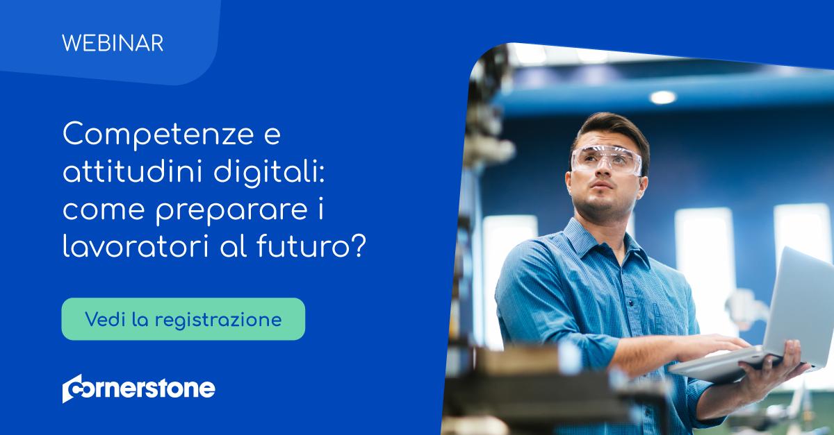 Competenze e attitudini digitali: come preparare i lavoratori al futuro?