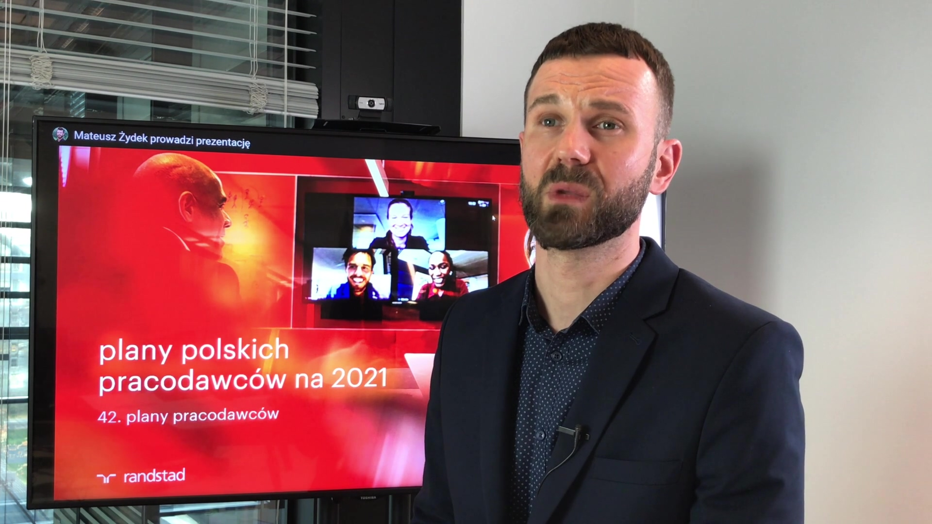 Komentarz - 42 Plany Pracodawców - Mateusz Żydek, Instytut Badawczy Randstad