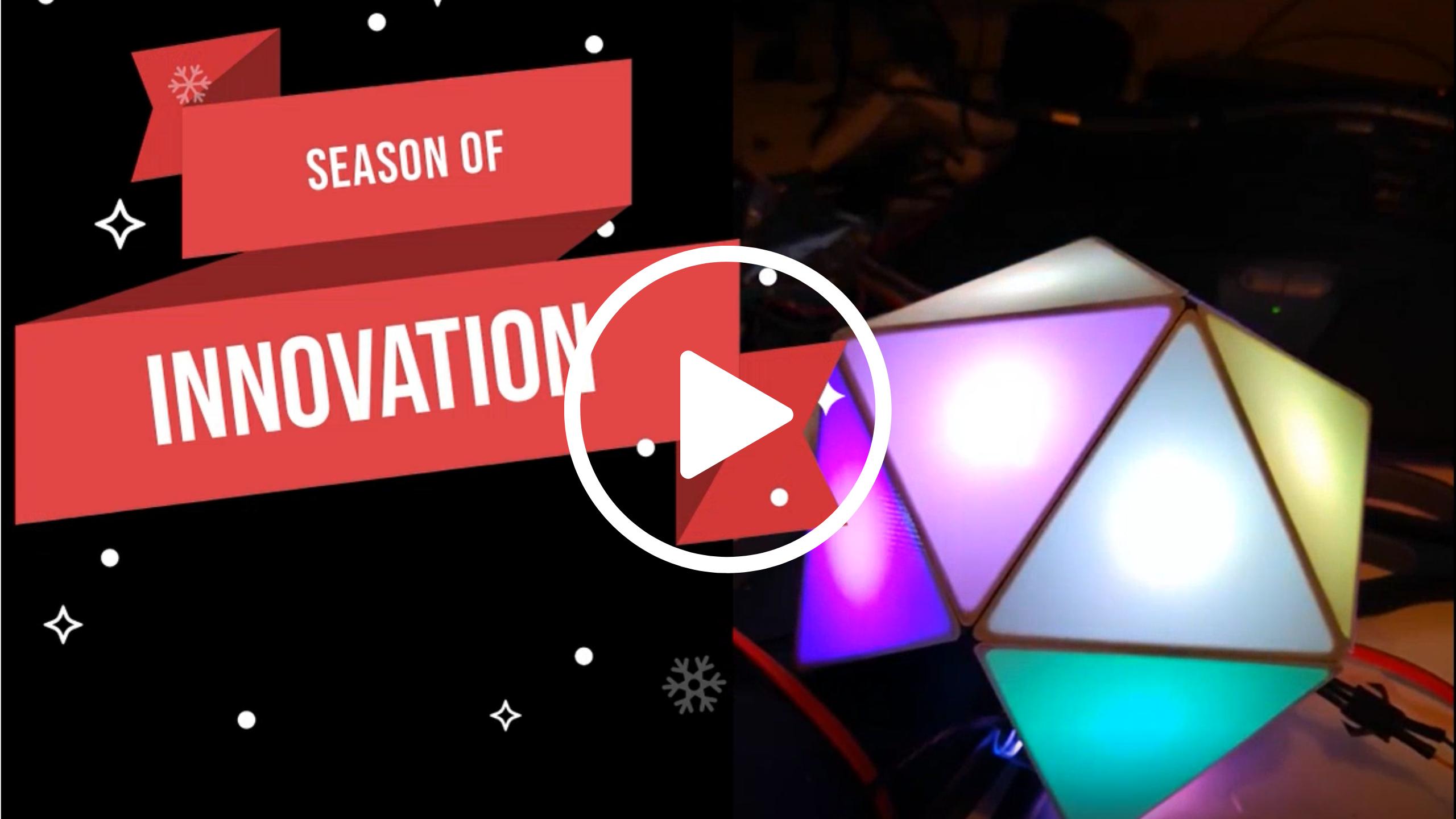 Senseye Seasons of Innovation