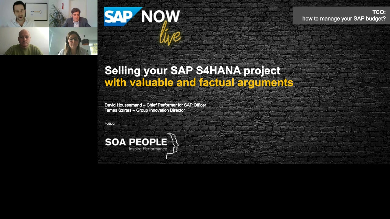 sap now performer