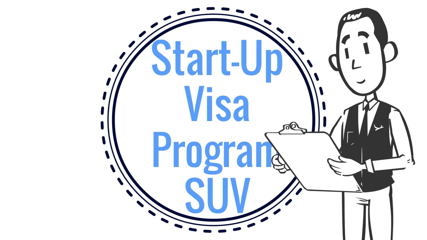 Canada Start-Up Visa Doodle