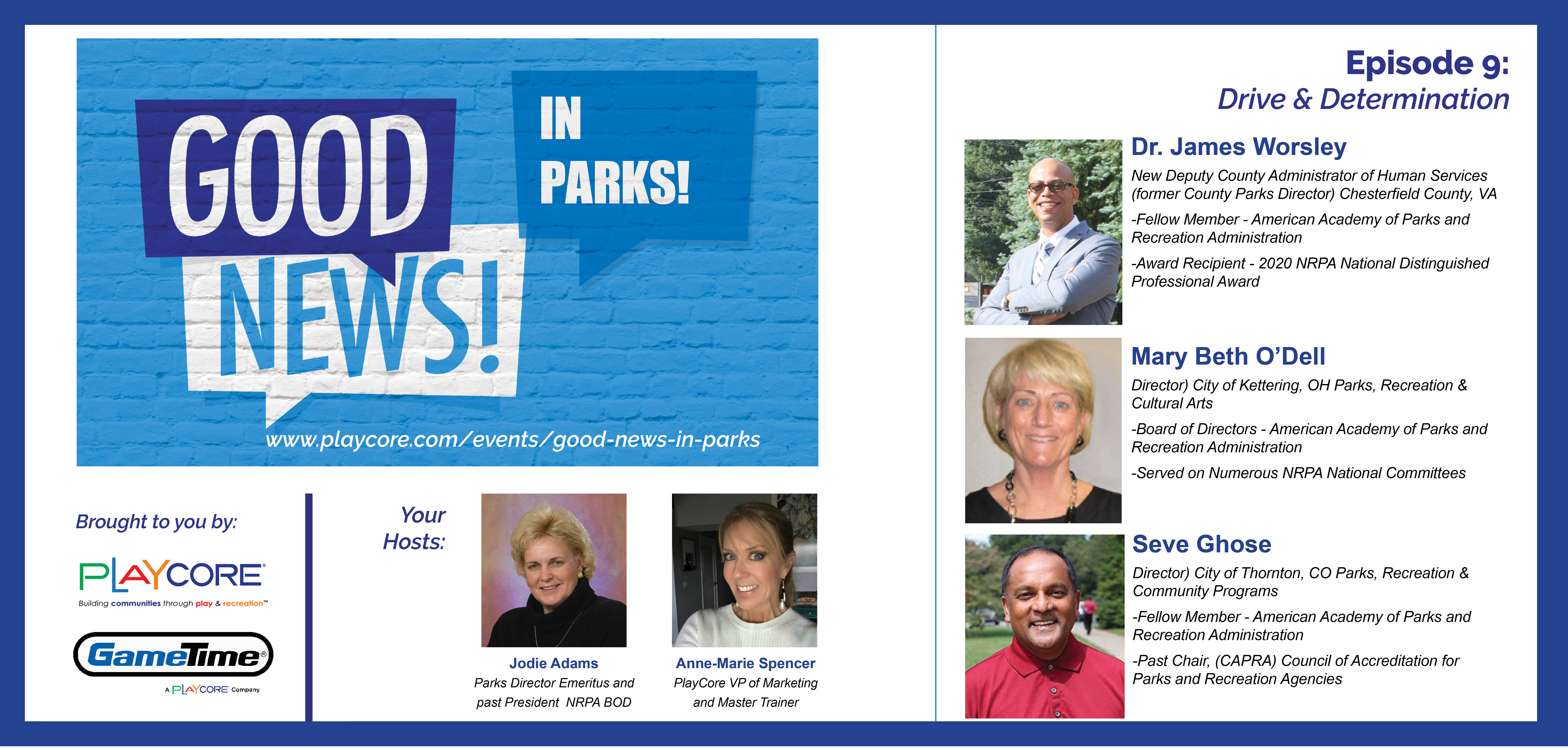 Good News In Parks! Episode 9