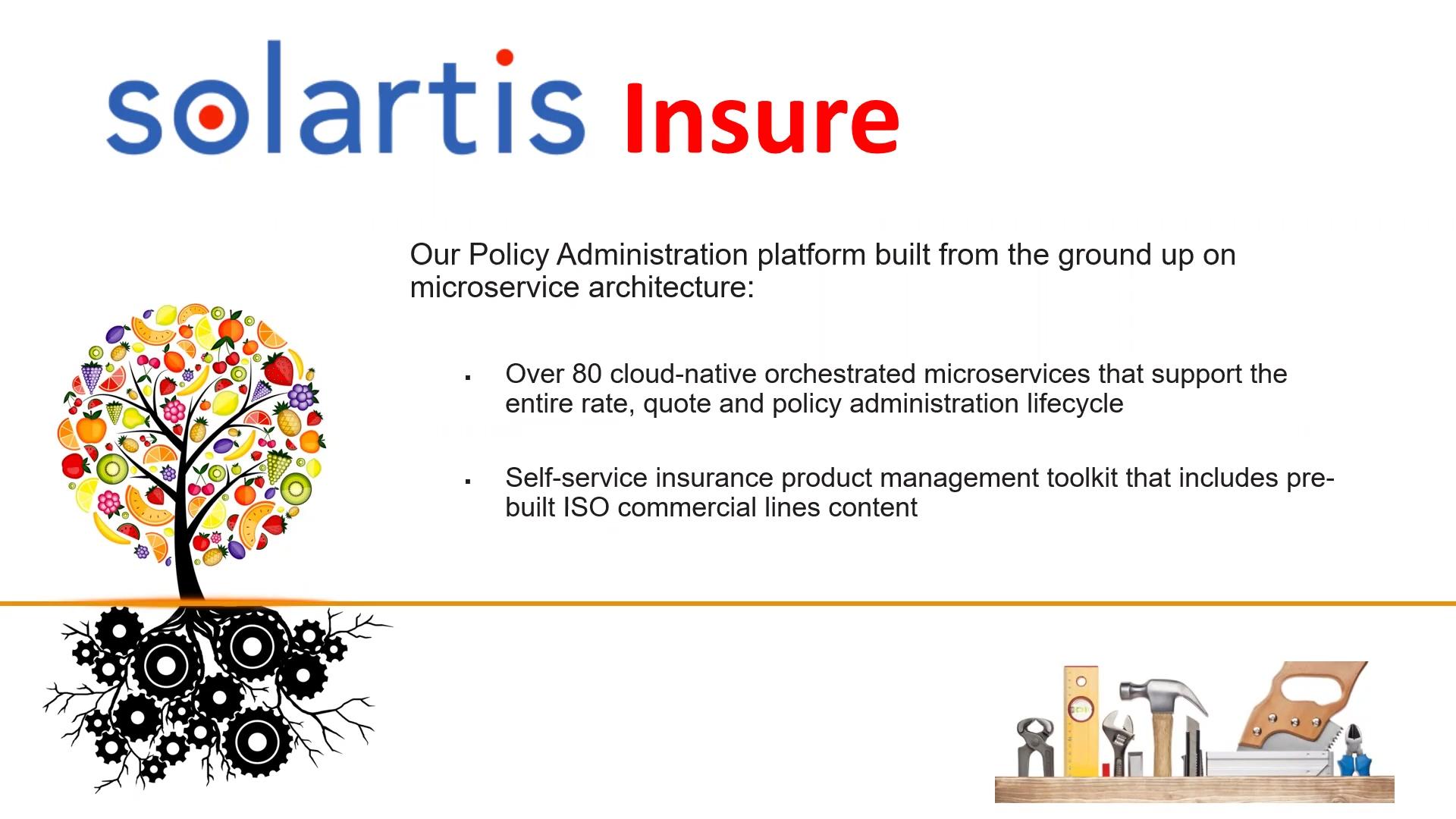 Solartis Insure Homepage Video Update EOY 2020