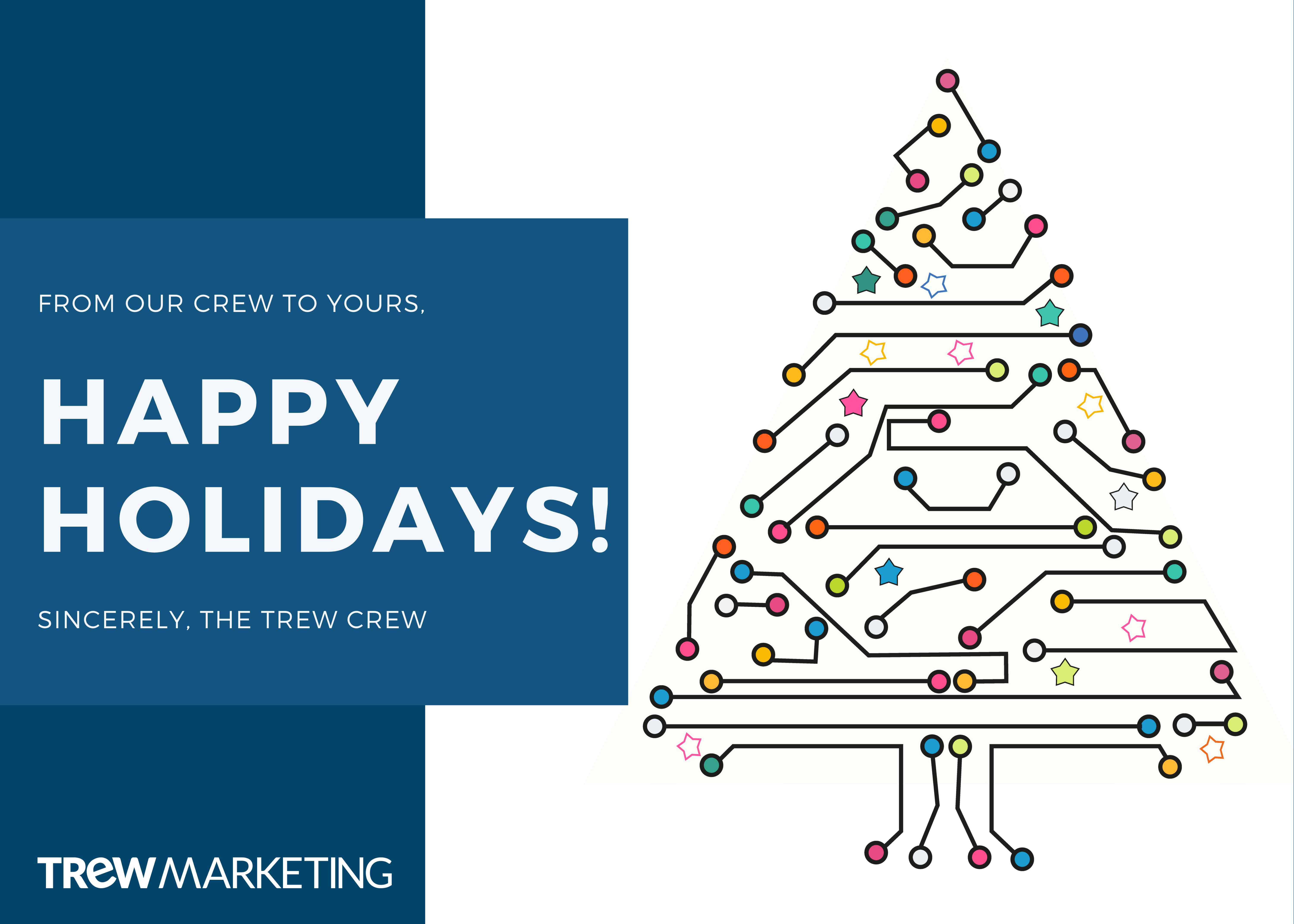 2020 TREW Holiday Day Card Video