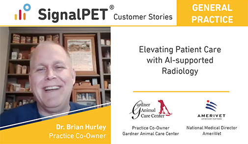 Customer Stories - Dr. Brian Hurley
