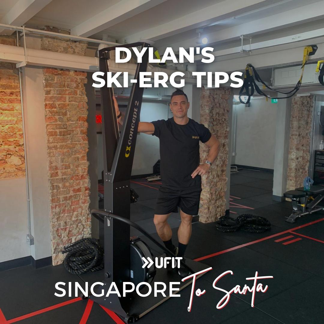 Ski-erg Tips
