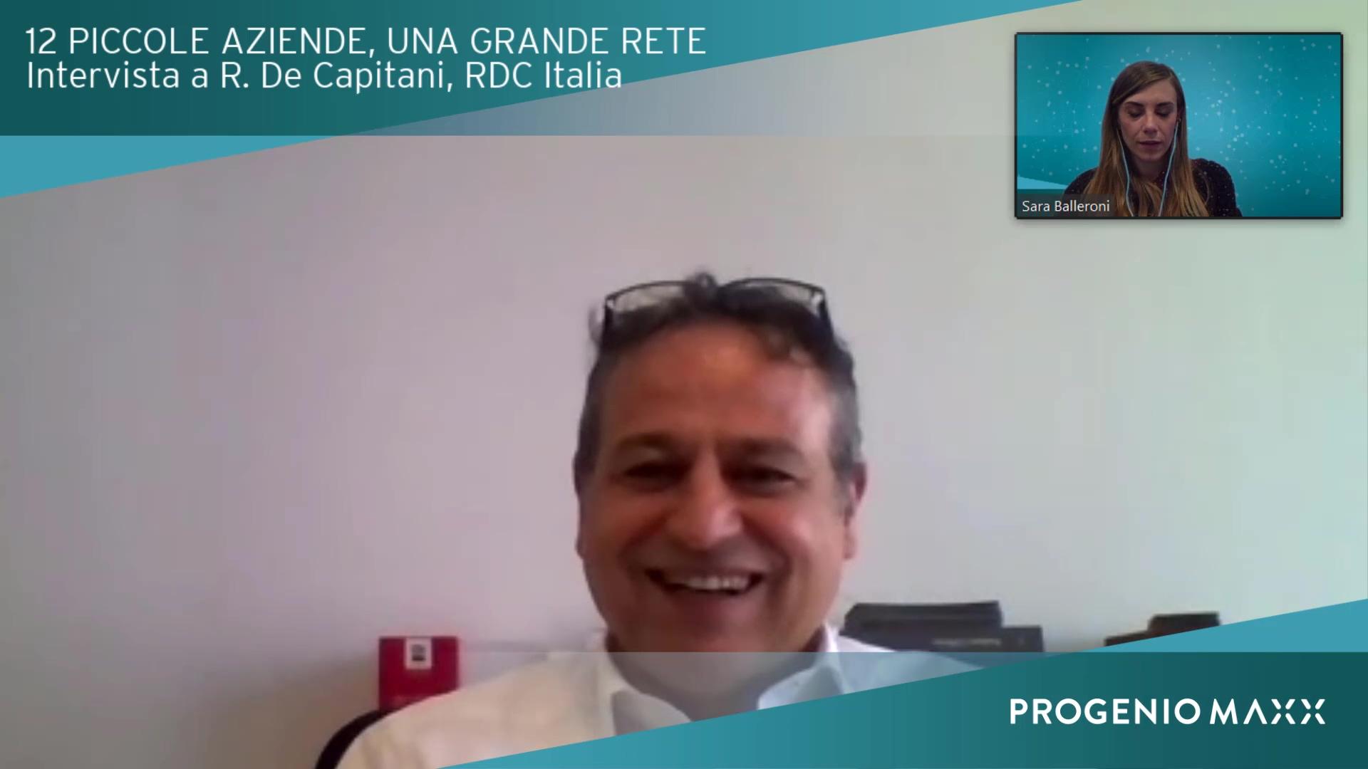 intervista RDC Italia - Progenio Arredamento su misura