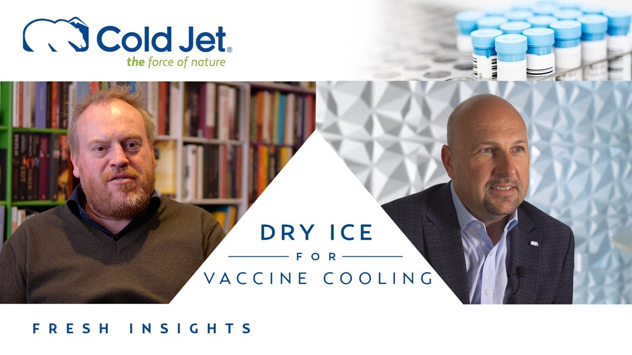 FRESH INSIGHTS - Dry Ice is critical in the COVID-19 vaccine transportation