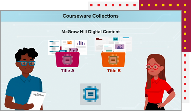 McGraw Hill Courseware Collections