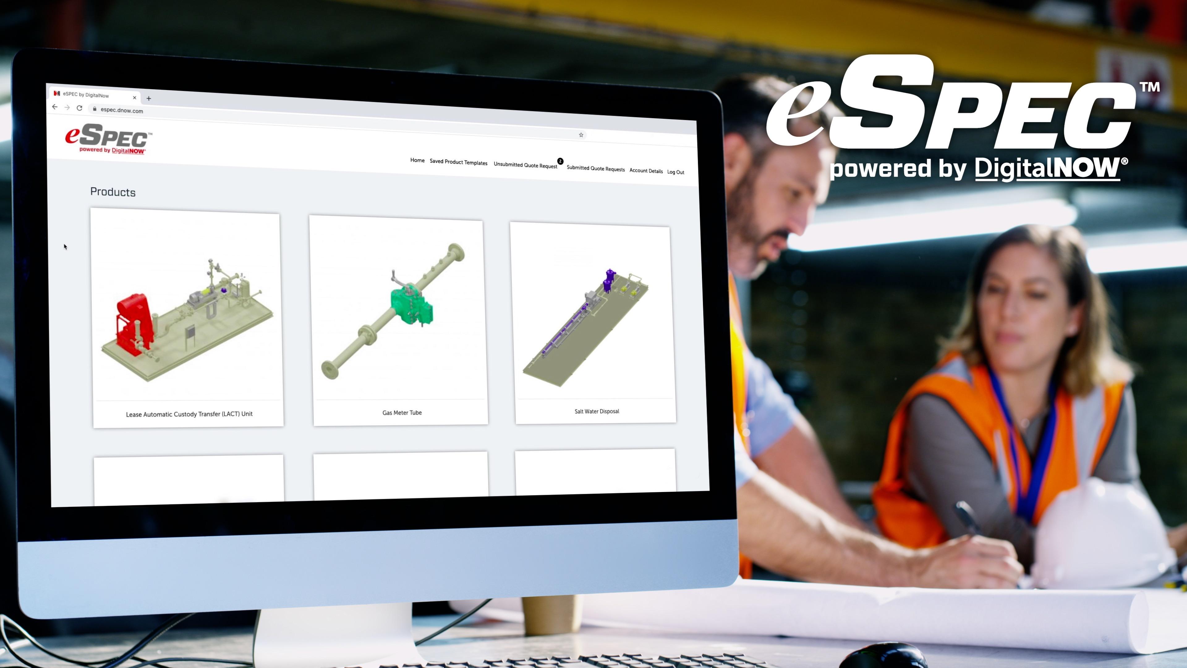 eSpec-Product-Configurator