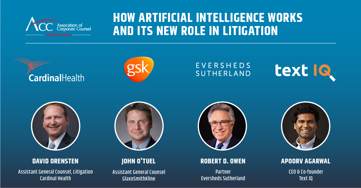 Teaser - How AI Works and its New Role in Litigation