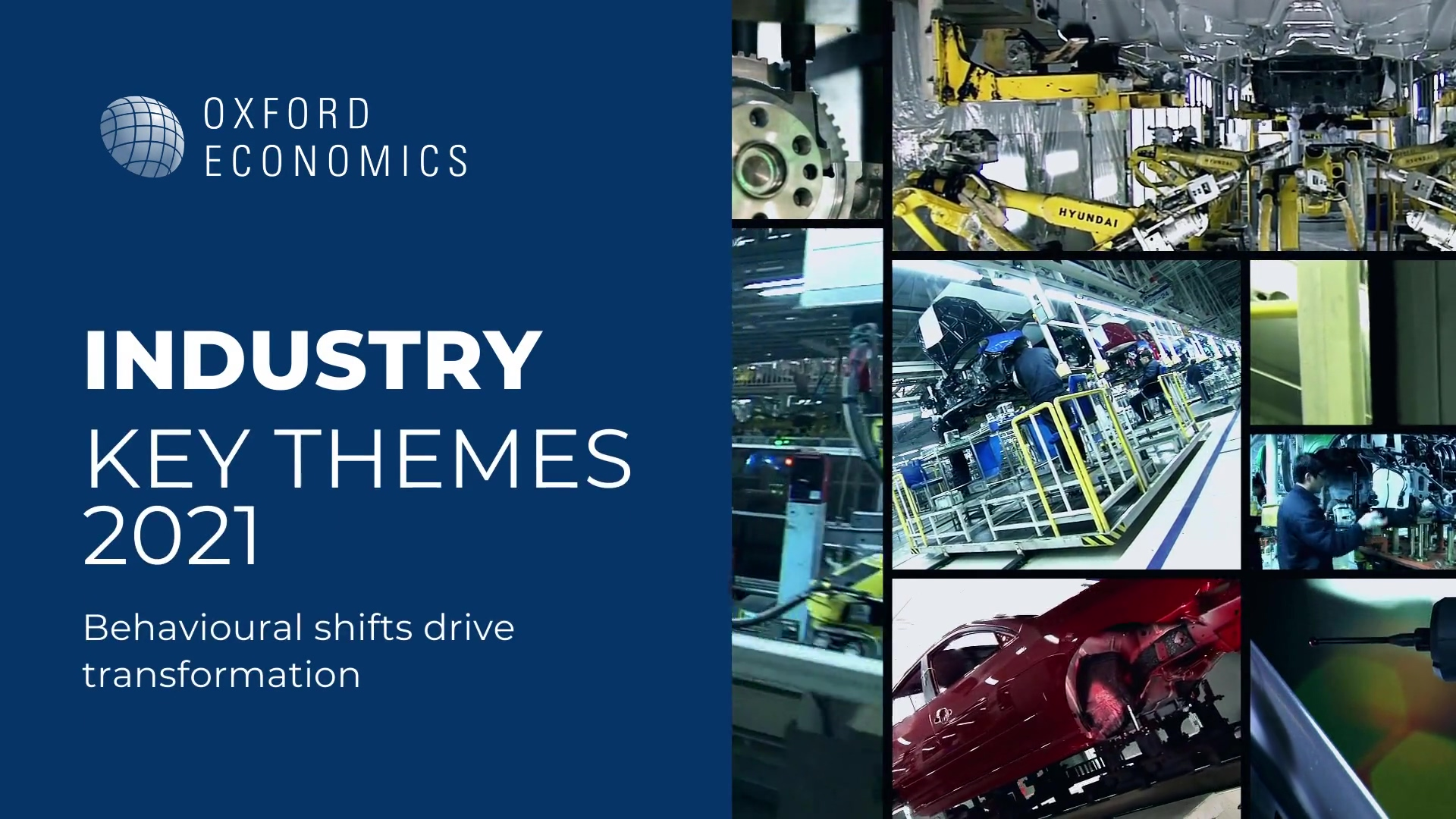 Top Themes for Global Industry in 2021 | Oxford Economics