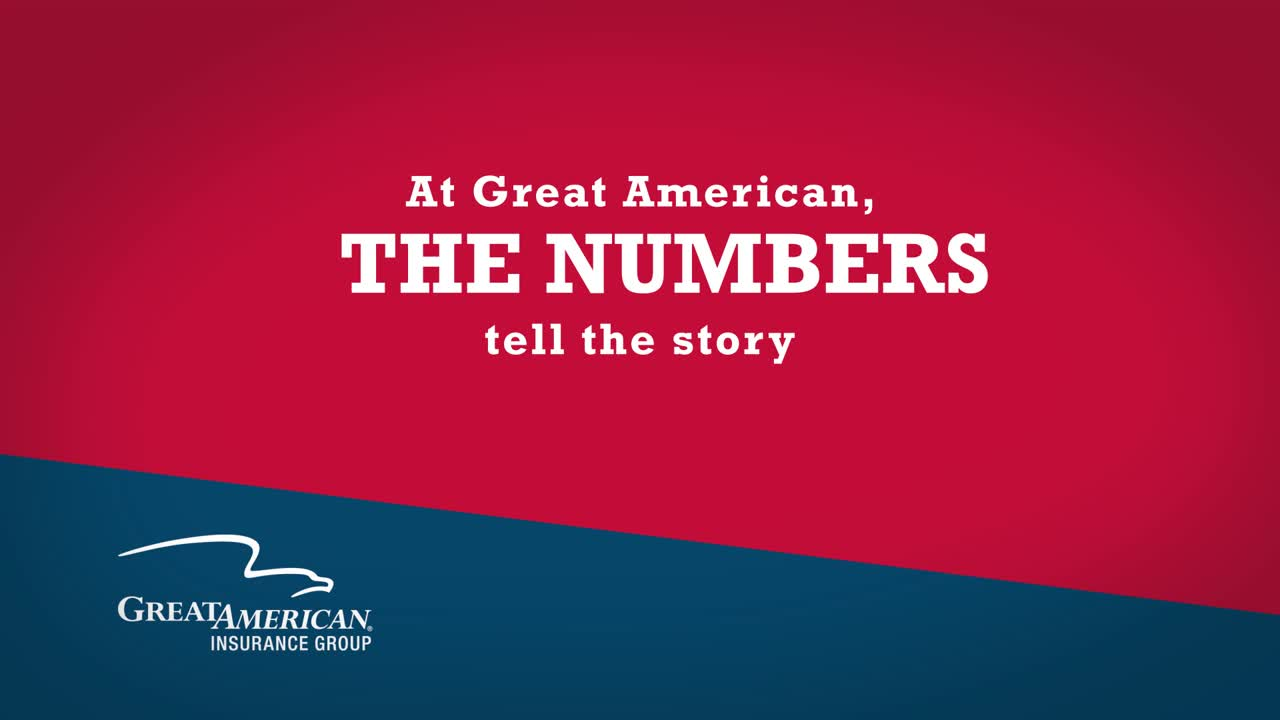 Great American By the Numbers