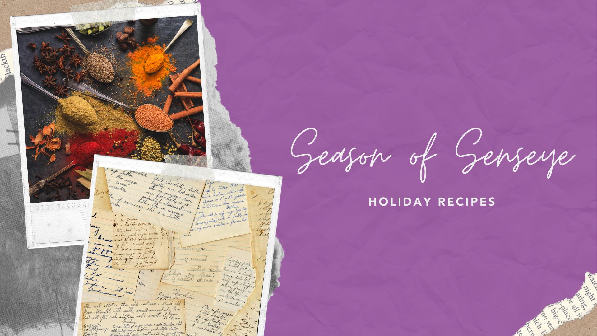 Senseye Season of Spice