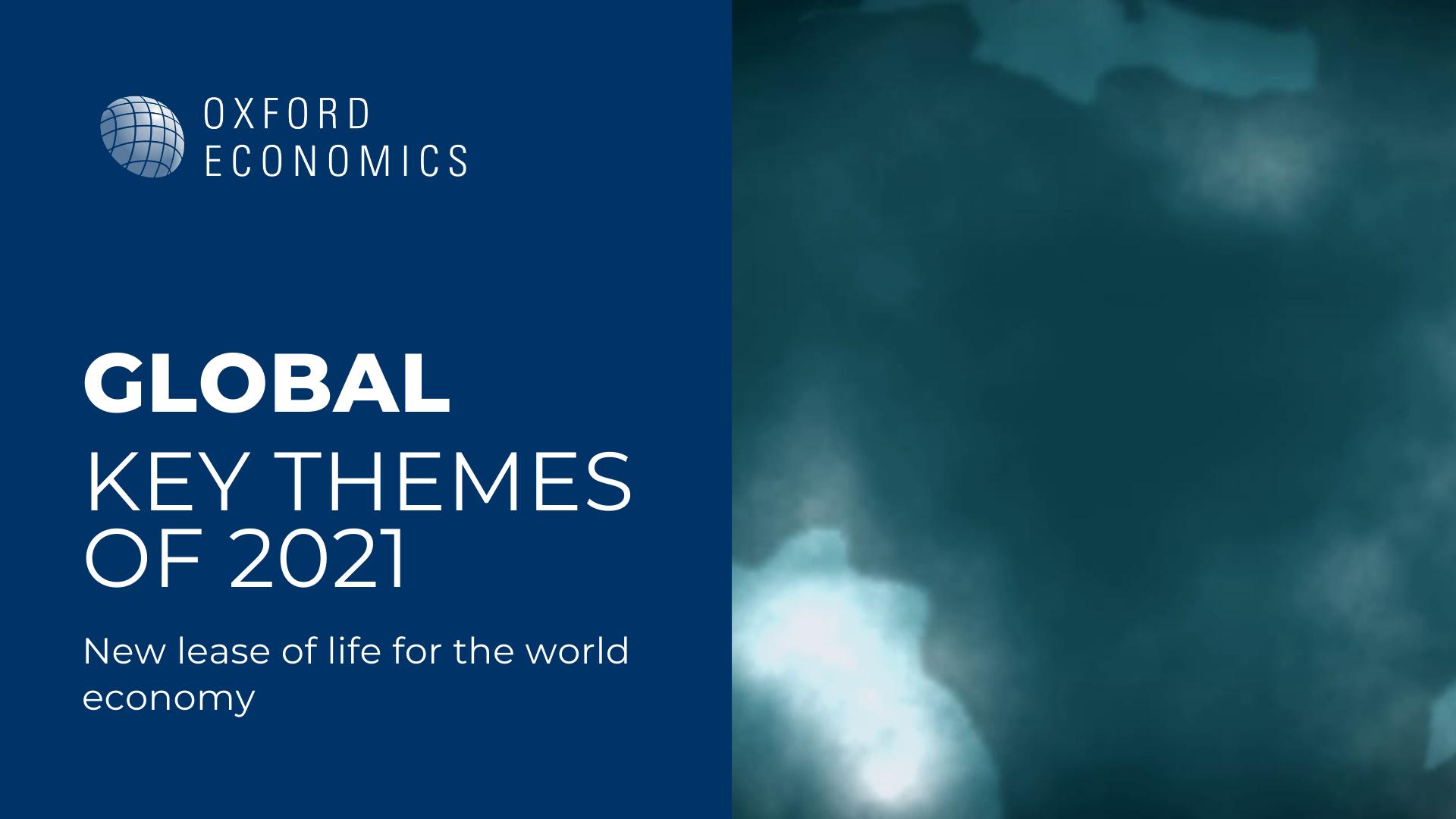 Global Economy Key Themes 2021