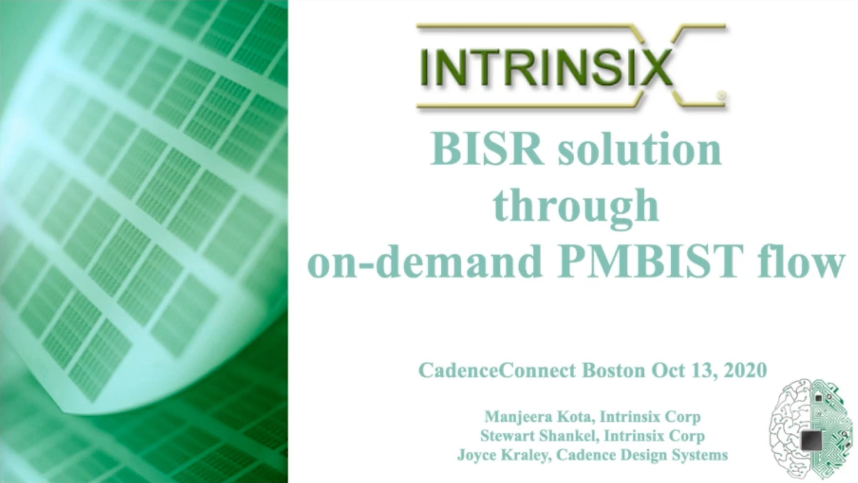 BISR-Implementation-with-od-PMBIST-Flow
