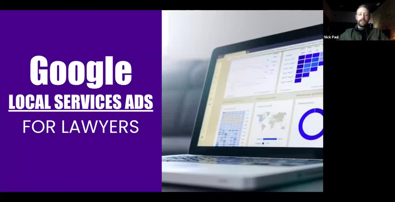 Get More Clients Using Local Services Ads for Law Firms