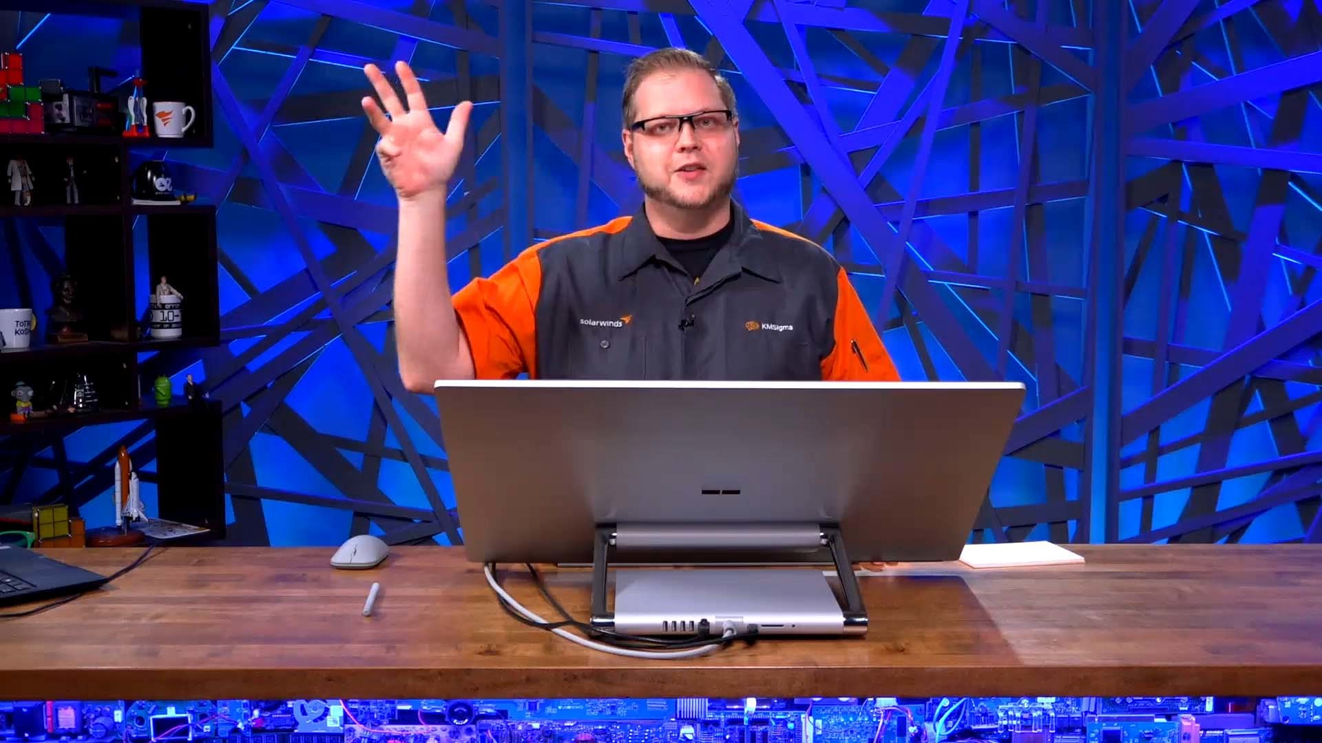 SolarWinds Lab Episode #93–A Step-by-Step Guide to Building Modern Dashboards on the Orion Platform