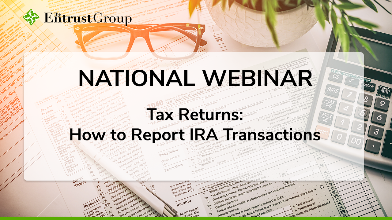 Tax Returns_ How to Report IRA Transactions